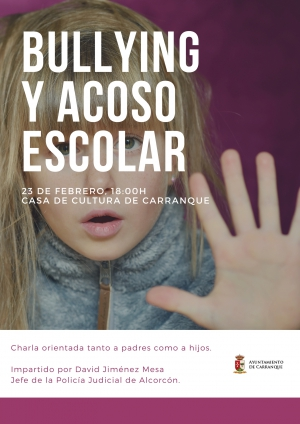 Charla sobre Bullying y Acoso Escolar